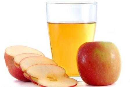 浓缩苹果汁